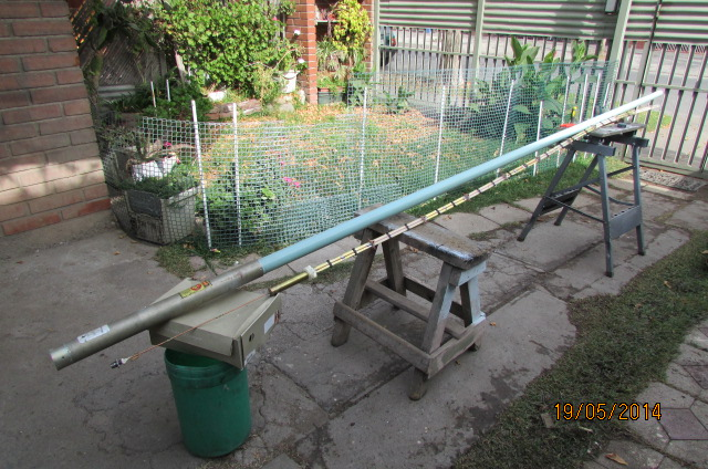 Antena Colineal UHF PROFESIONAL ANDREW (1/6)