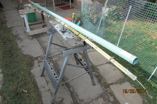 Antena Colineal UHF PROFESIONAL ANDREW (2/6)