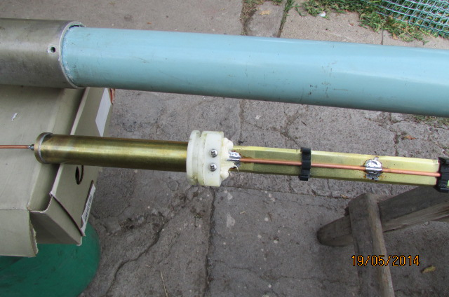 Antena Colineal UHF PROFESIONAL ANDREW (3/6)