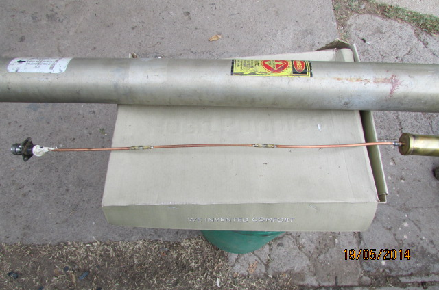 Antena Colineal UHF PROFESIONAL ANDREW (4/6)