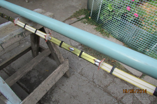 Antena Colineal UHF PROFESIONAL ANDREW (5/6)