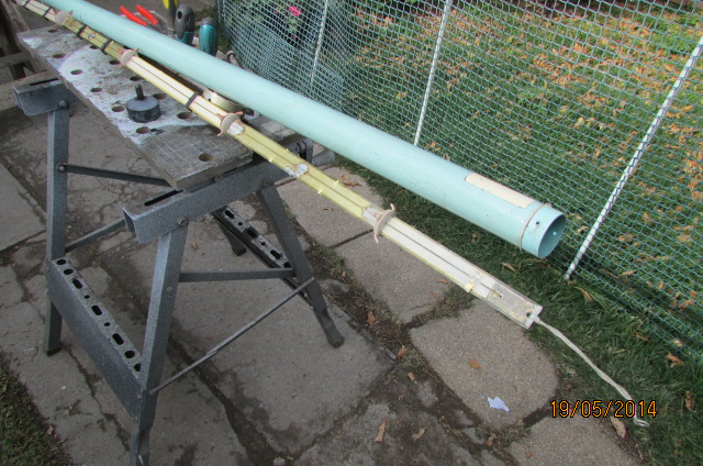Antena Colineal UHF PROFESIONAL ANDREW (6/6)