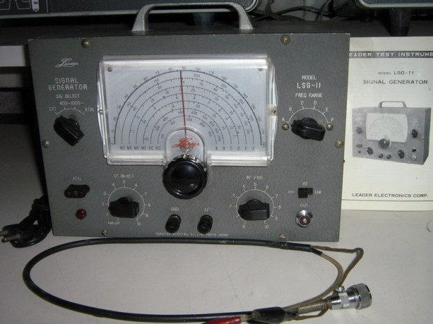 Generador de señales LEADER