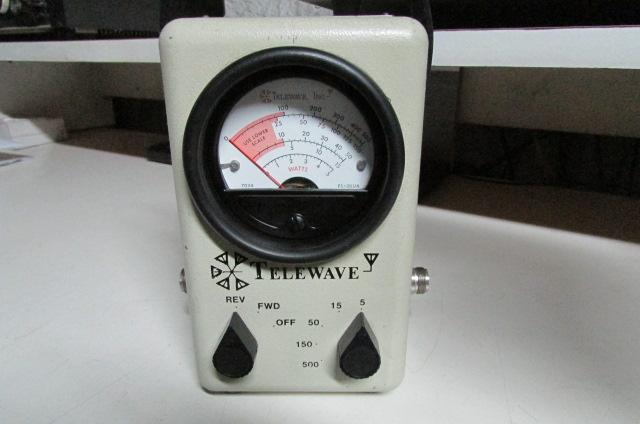 TELEWAVE  44A WATTMETRO - SPLITTERS (1/6)