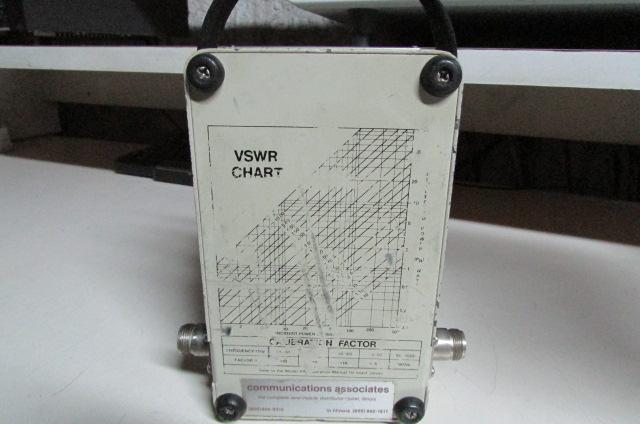 TELEWAVE  44A WATTMETRO - SPLITTERS (3/6)