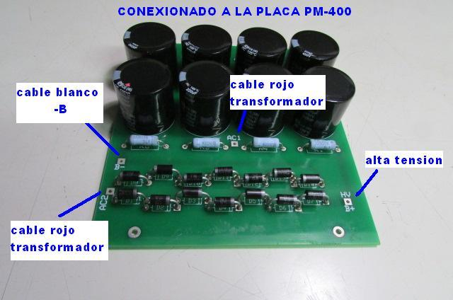 MODULO DE REEMPLAZO FUENTE DE PODER L-4PS LINEAL DRAKE L4  (3/6)