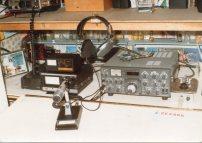 ESTACION KENWOOD TS 830S