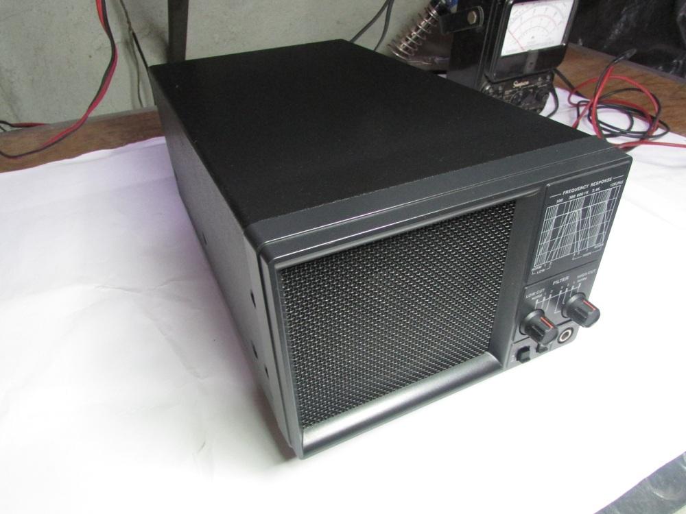 YAESU SP 2000 CON TECNOLOGIA DSP BHI (2/6)